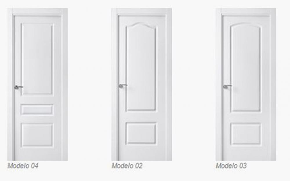 Como colocar una puerta de madera finest despus de haber - Como poner puertas correderas ...
