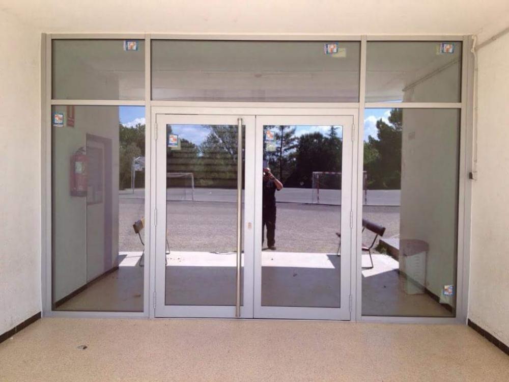 Puertas de pvc baratas good ventanas de aluminio baratas - Puertas de aluminio baratas ...