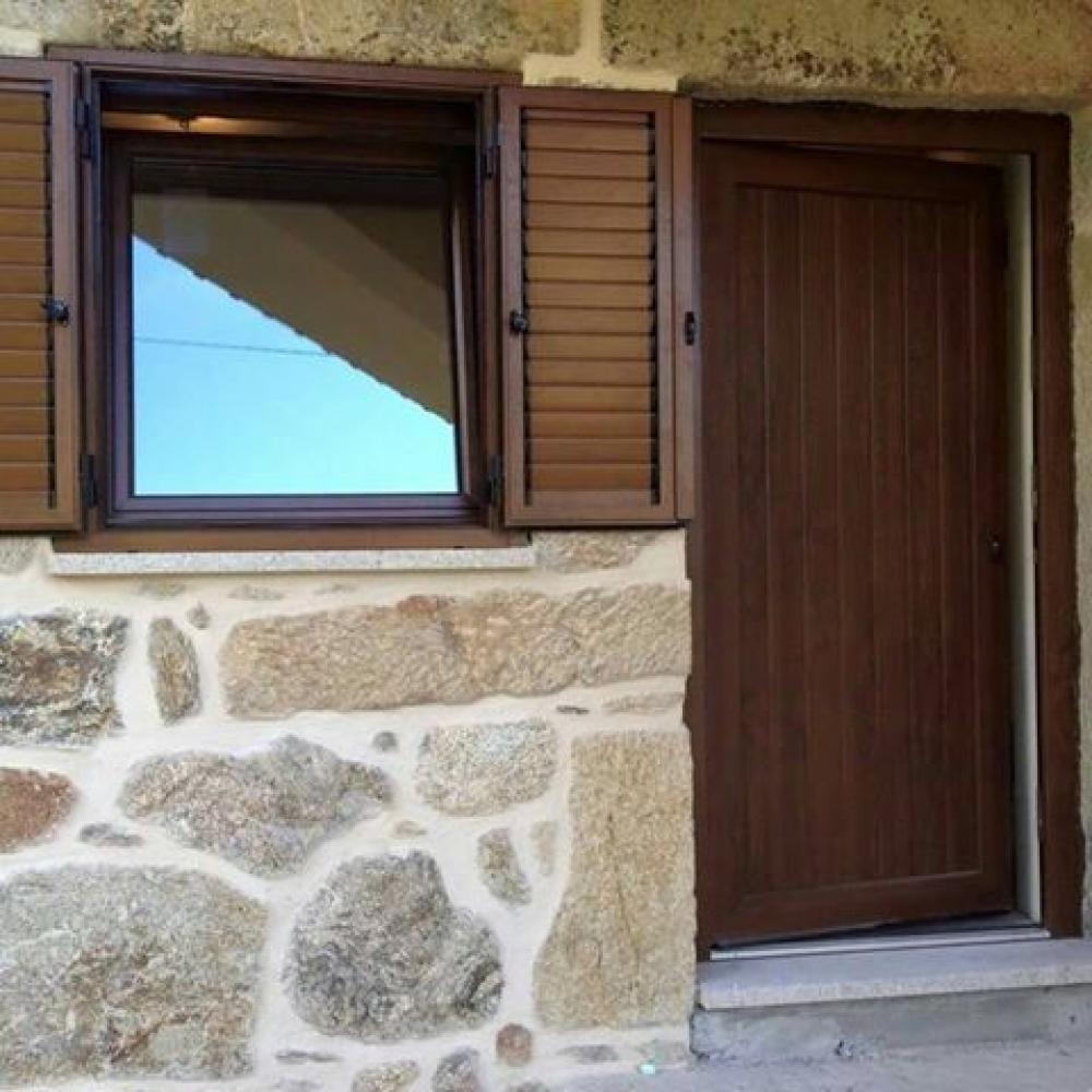 Puertas de pvc baratas cool ventanas de aluminio baratas for Puertas entrada baratas