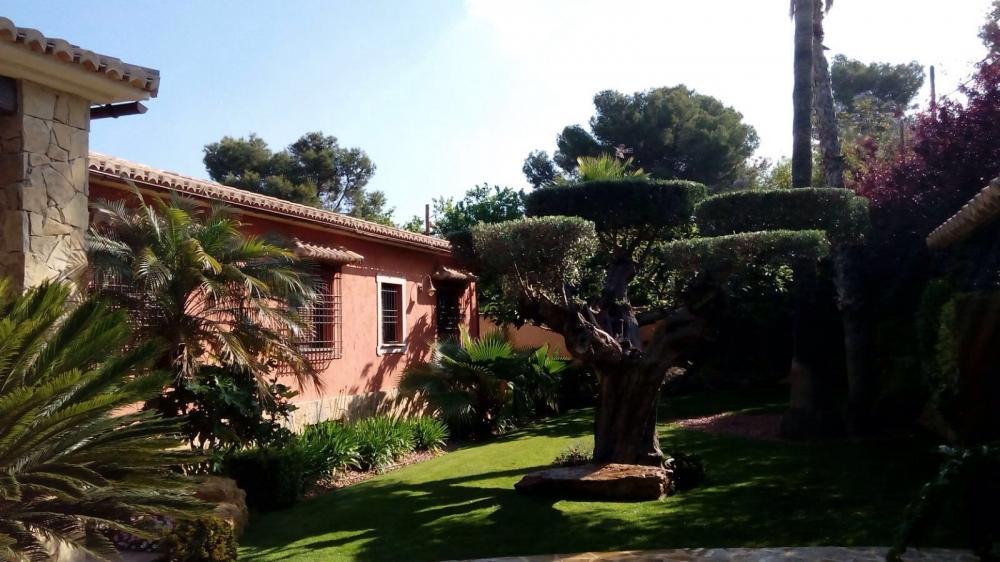 Empresas de jardineria en valencia fabulous jardn privado - Jardineria en valencia ...