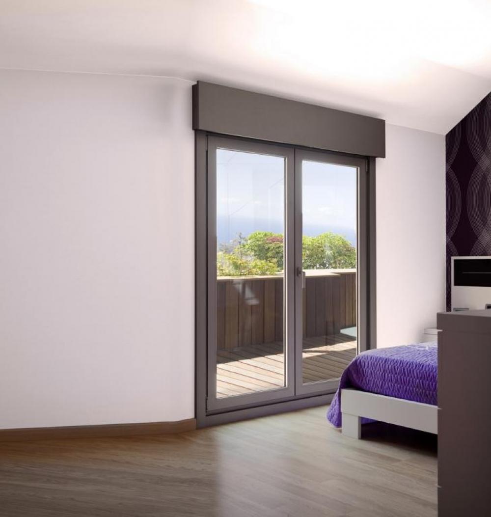 Lucor ventanas y fachadas fabricantes de ventanas - Instalar ventana aluminio ...