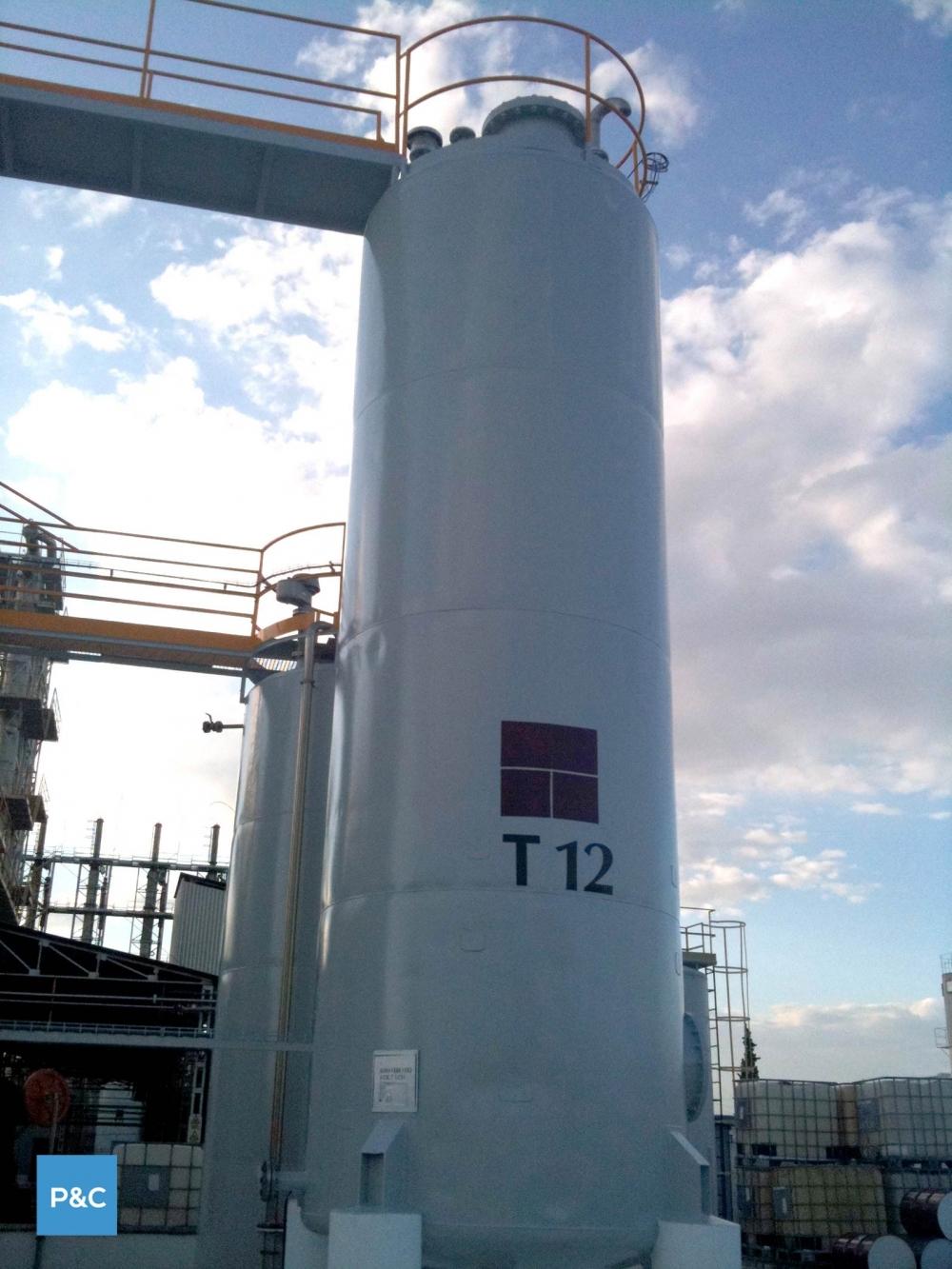Pinturas y Contratas, empresa de pintura de naves industriales en ...