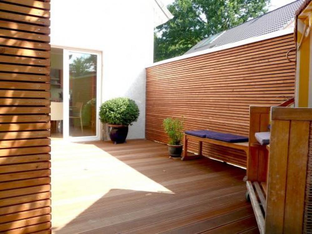 Madera casa y jard n porches de madera en valdemorillo - Porches y jardines ...