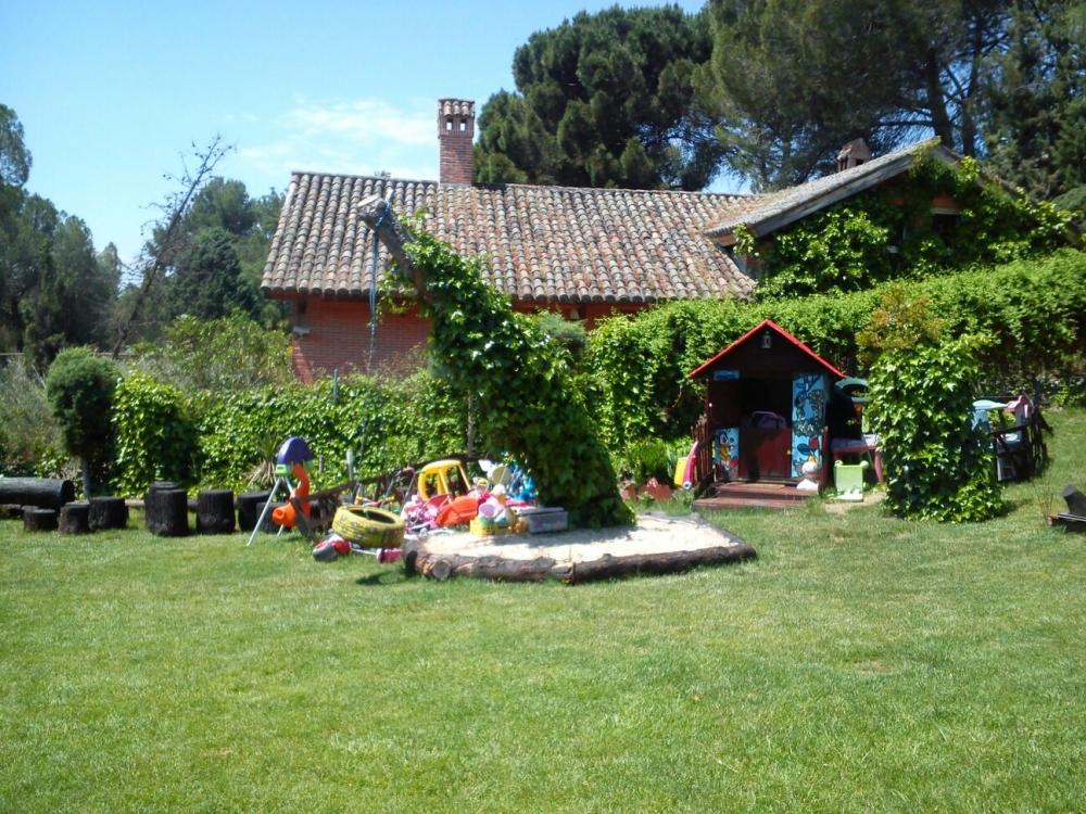 Jardin encantado alquiler de jardines para celebraciones - Fotos de parcelas ...