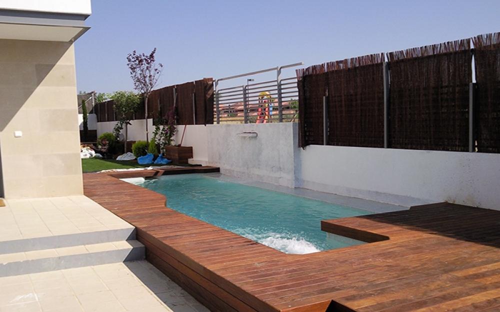 Presupuesto para hacer una piscina finest oxymatic un for Piscinas sin obra