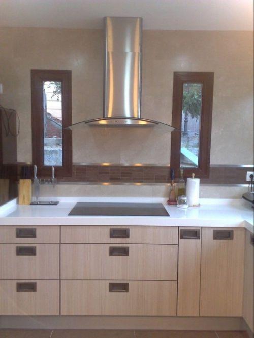 Muebles cocina modernos finest cocina pequea toda en un for Muebles baratos pontevedra