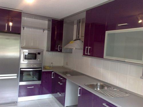 Muebles economicos para cocina ideas de cocinas tipo bar for Montar muebles de cocina