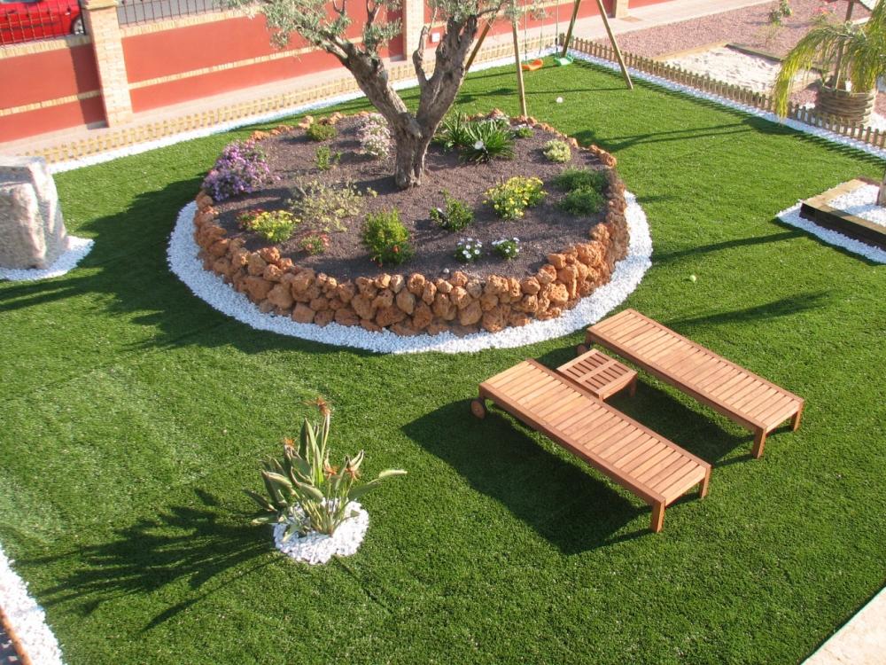 Decoracion de jardines baratos free decorar terrazas for Adornos jardin baratos