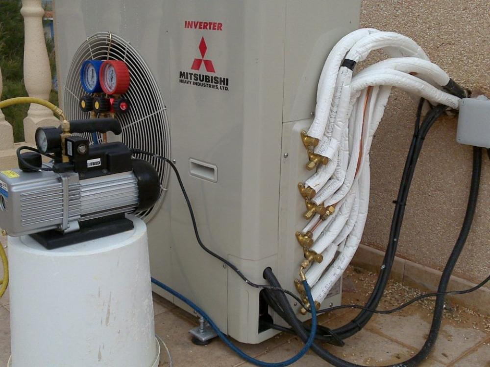 Como montar aire perfect comprar un aire ofertas y for Como montar un aire acondicionado