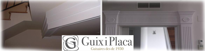 Guixiplaca, decoración en escayola en barcelona capital. molduras ...