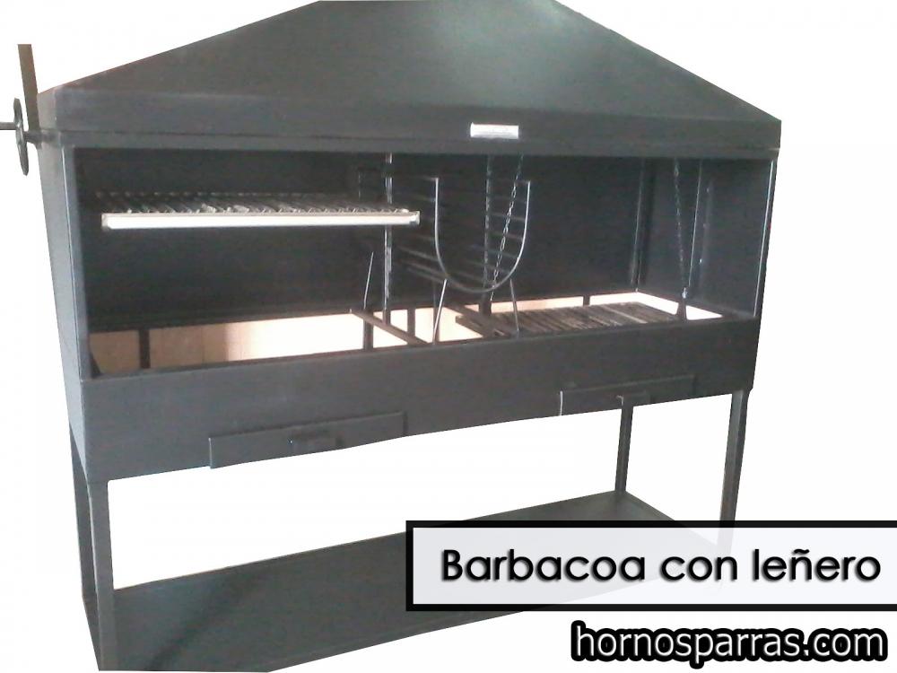 Hornos parras empresa de fabricaci n de hornos para - Fabricantes de barbacoas ...