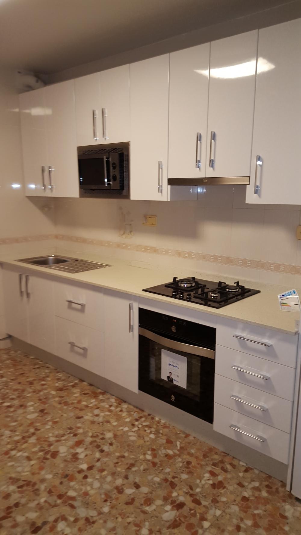 Puertas para muebles de cocina en alicante - Cocinas en alicante ...