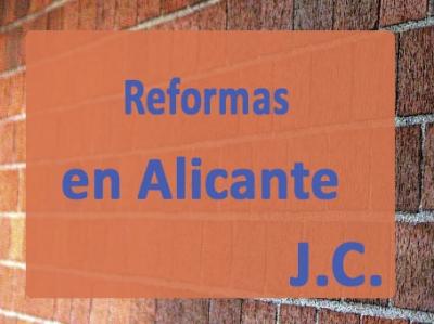 Reformas en alicante j c empresa de reformas integrales - Mercerias en alicante ...