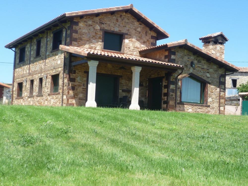 Rustika y dise o empresa de construcciones de casas r sticas en a coru a constructores de - Casas rurales galicia ofertas ...