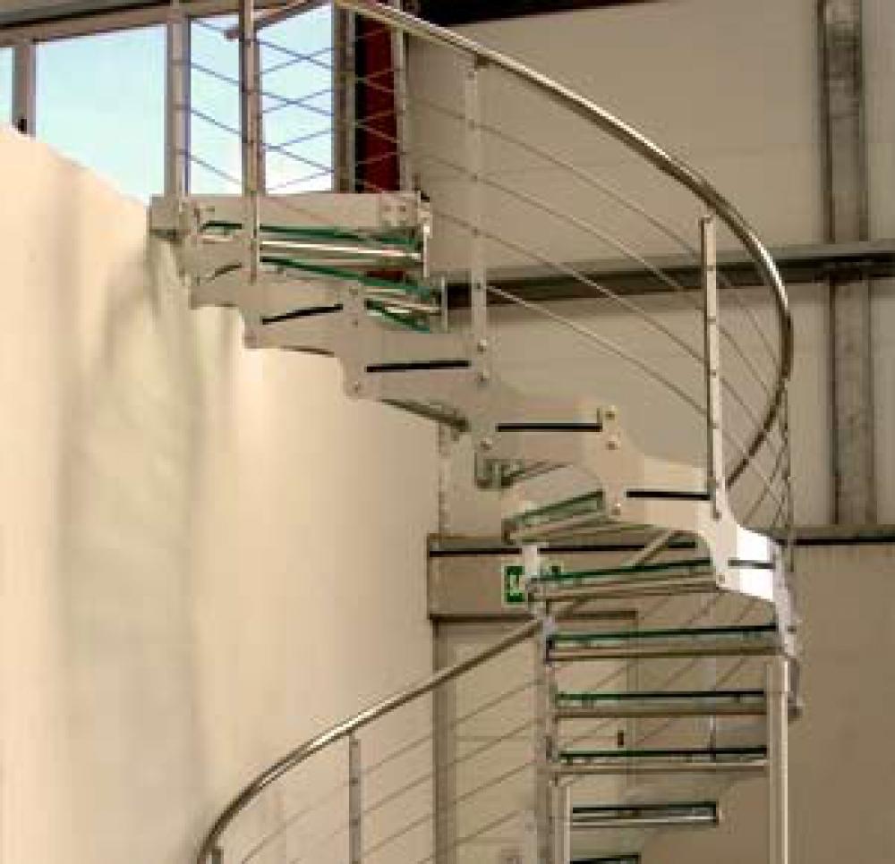 Precio de escaleras de caracol escalera de caracol de - Precio escalera de caracol ...