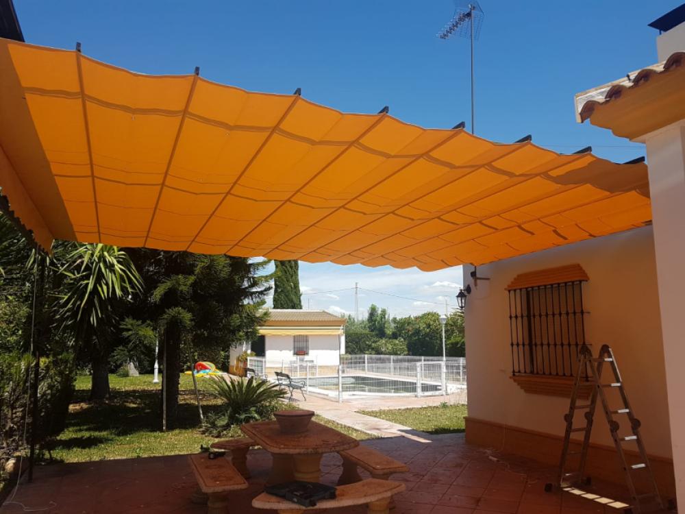 Más Que Toldos Toldos Baratos En Sevilla Fabrica Económica De