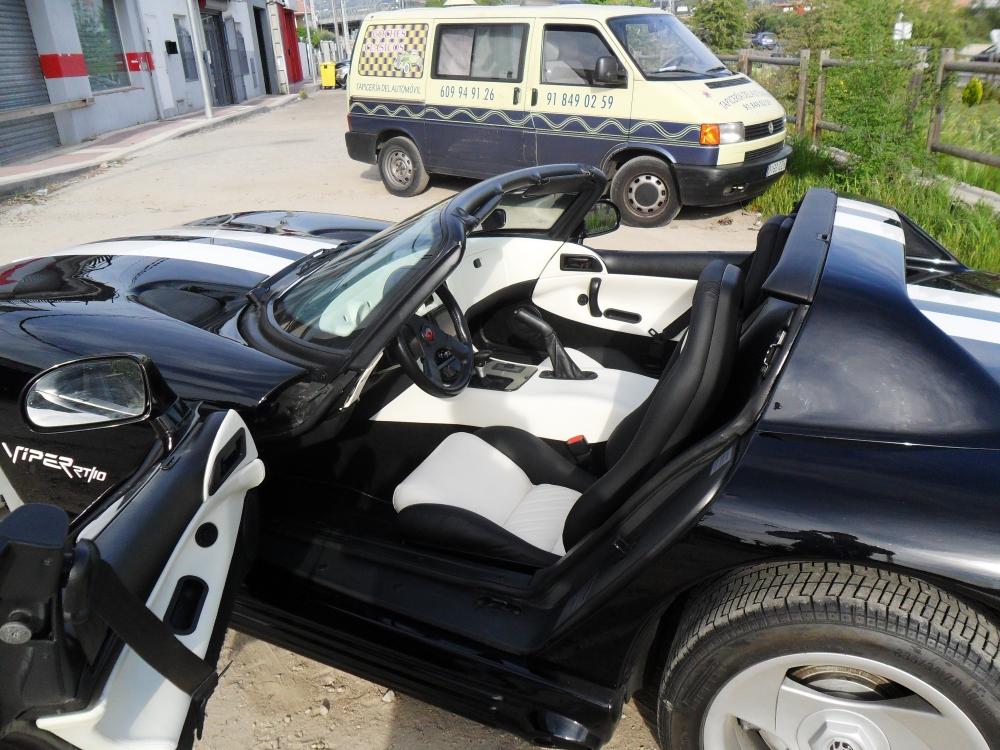 Tapizar techo coche madrid finest tela techo coche draft grey light with tapizar techo coche - Tapizado coches madrid ...