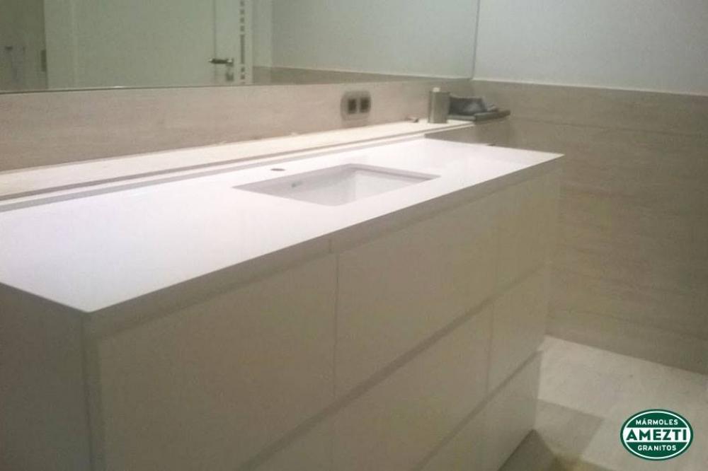 Encimeras de marmol para baos precios latest marmol para for Encimera de marmol precio