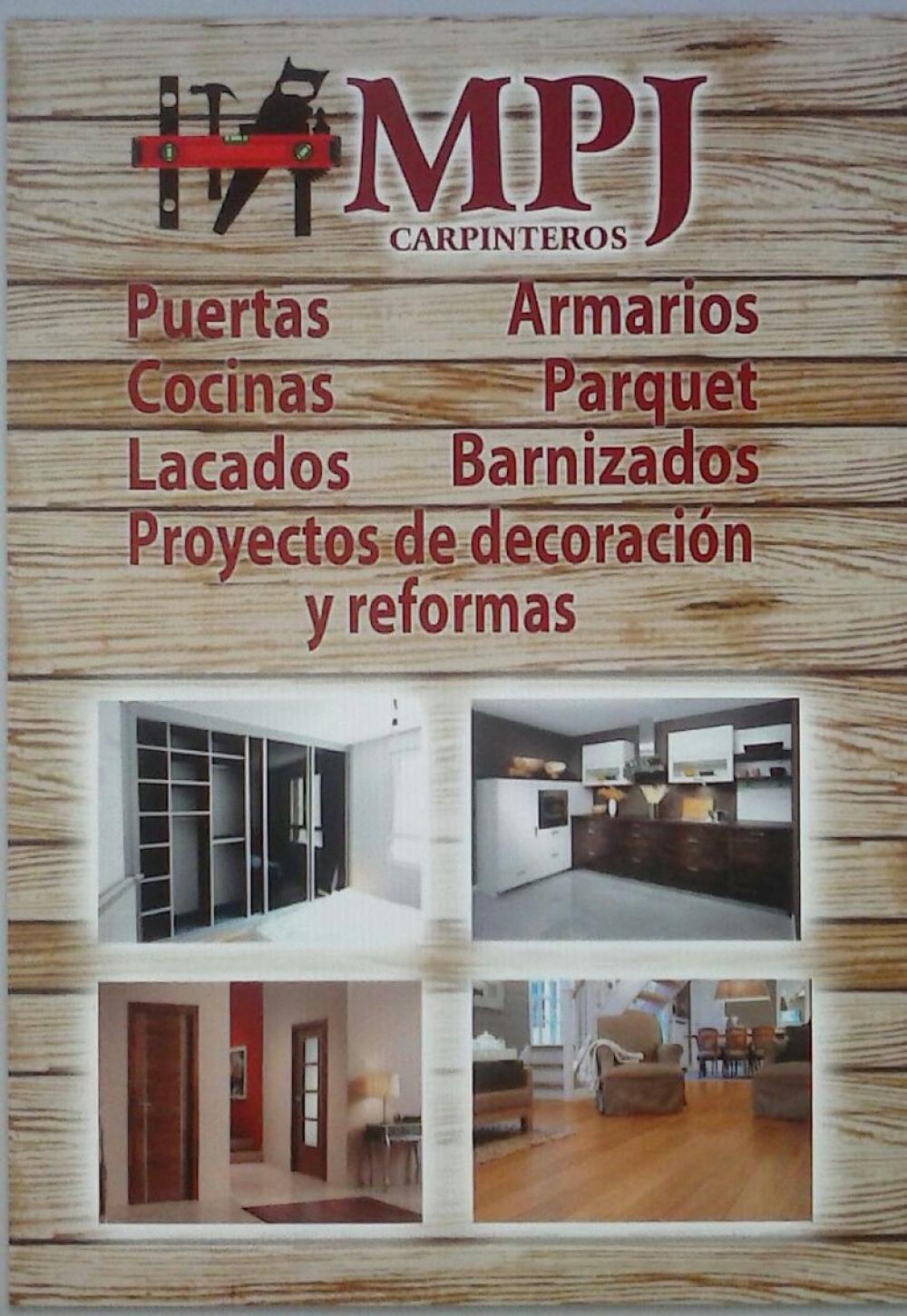 Mpj Carpinteros Empresa De Carpinter A En Benidorm Carpinteros  # Muebles Benidorm