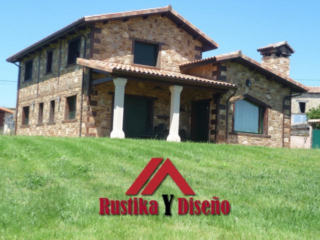 Proyectos de casas rusticas stunning casa rustica with - Proyectos de casas rusticas ...