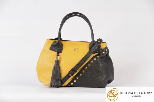 cb7ab1459 Venta de bolsos Begoña de la Torre, Bolsos de piel fabricados a mano ...