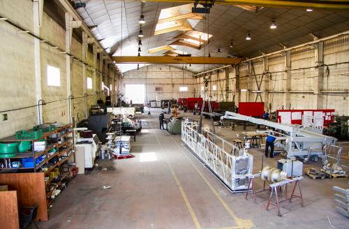 ab74716af3a1 Caldemeca S.L. Empresa experta en Calderería y fabricación de ...