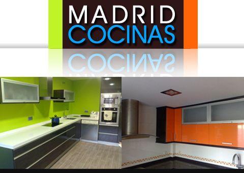 venta de cocinas madrid: