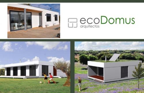 Ecodomus empresa para dise o de viviendas modulares econ micas viviendas ecoeficientes - Casas modulares madrid ...