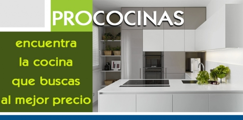 Prococinas venta de cocinas baratas online madrid madrid for Cocinas completas baratas online