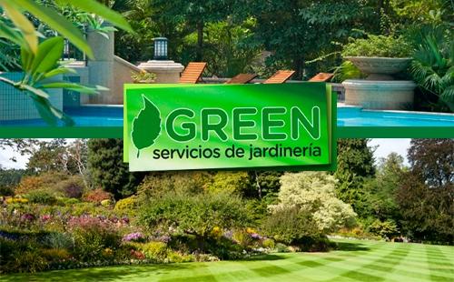 Jardiner a green empresa para mantenimiento de jardines en for Empresas de jardineria en girona