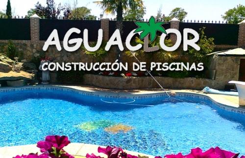 Aguaclor empresa constructora de piscinas en madrid sur for Piscinas en leganes