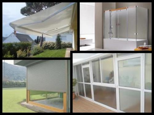 Aluminios j ruiz carpinter a de aluminio para - Puertas de aluminio para terrazas ...