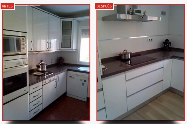 La casa de las cocinas sevilla finest extractor placa - Reformas cocinas sevilla ...
