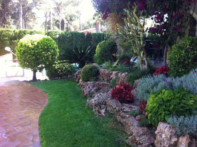 Dise o de jardines valencia casa dise o - Jardines valencia ...