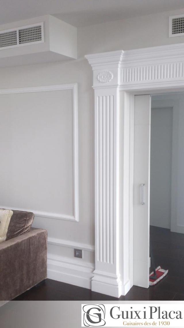 empresa de decoracin interior de escayola pladur y yeso en barcelona capital yesistas y pladuristas para decorar y montar pladur