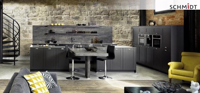 Schmidt cocinas empresa de muebles de cocina en madrid for Encimeras del sur