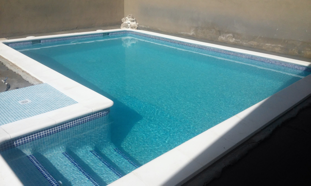 Leimar, empresa de construcción de piscinas de obra en Cáceres ...