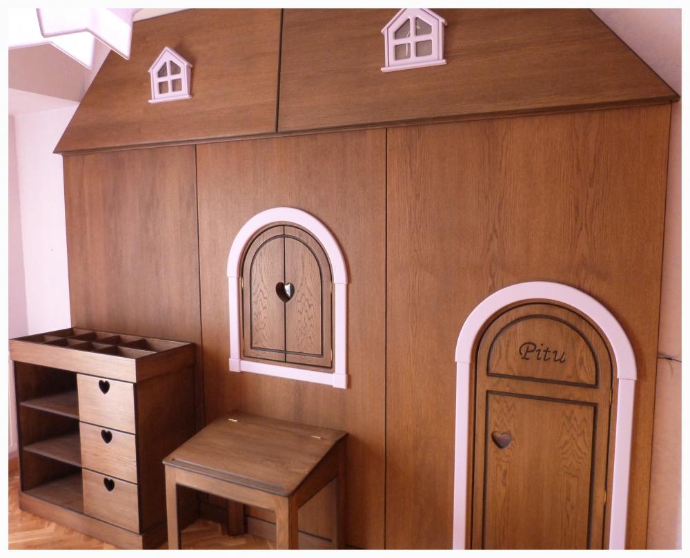 La Casita De Mi Ni Empresa De Ebanister A Y Carpinter A Para  # Muebles Murales