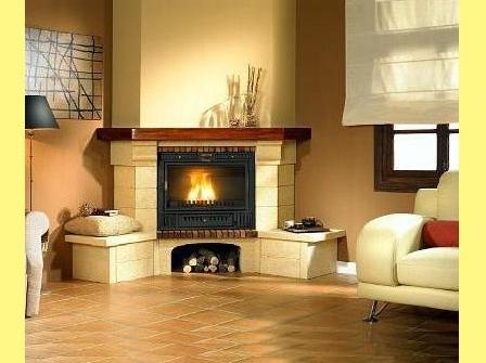 Chimeneas belloren estufas de pellet en vinar s tienda - Revestimiento de chimeneas modernas ...